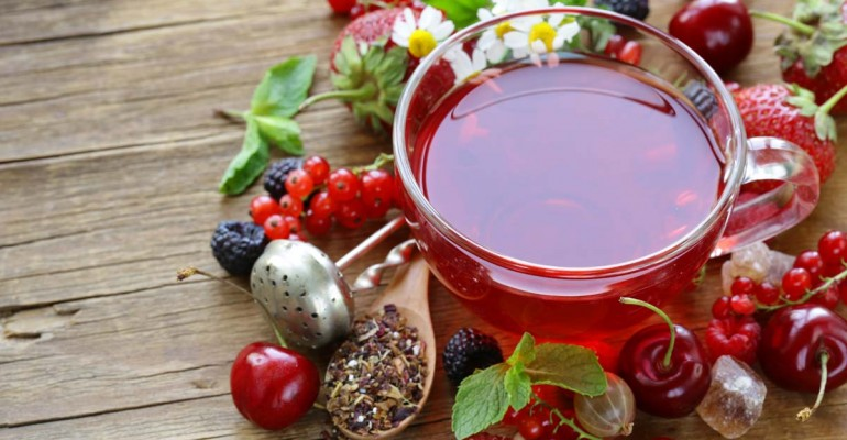 Tea and Cranberries are good for your teeth