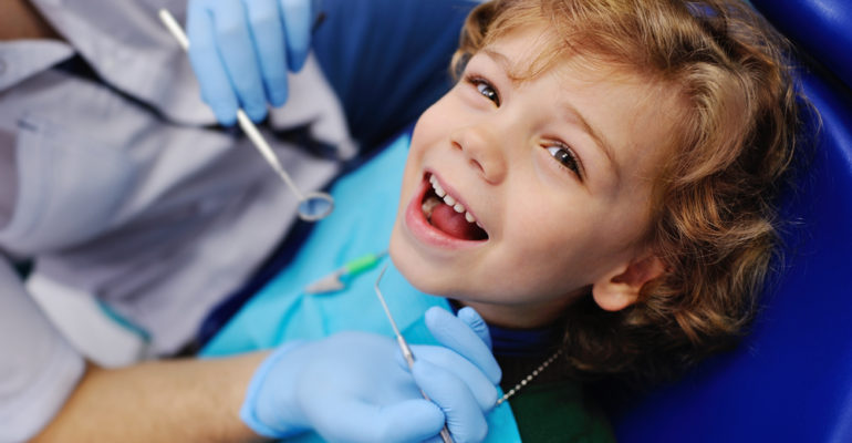 When should I start taking my child to the dentist?
