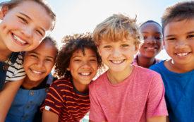 cavities | children smiling
